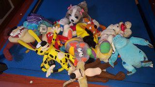 Peluches looney tunes Disney pixar nuevos