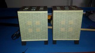 Lamparas de mesilla de diseño estilo japones