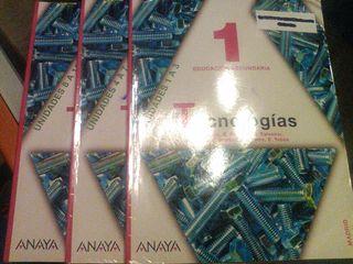 Tecnologias 1 ESO Anaya