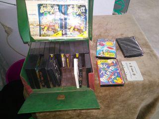 Juegos retro (MSX)
