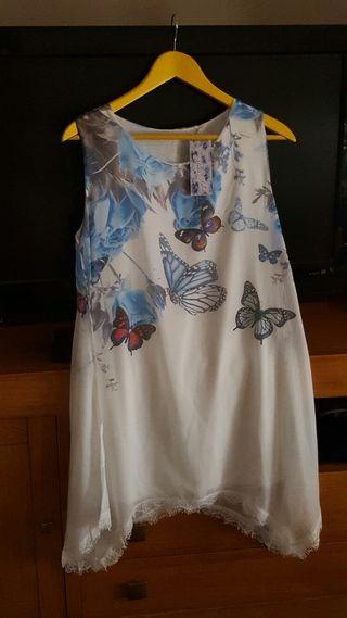 Vestido de verano talla M