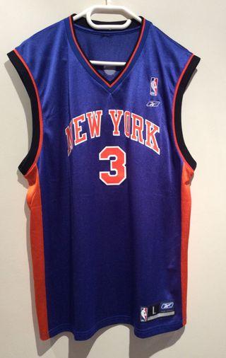 CAMISETA ORIGINAL NBA NEW YORK KNICKS MARBURY