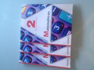 Matemáticas 2 E.S.O.