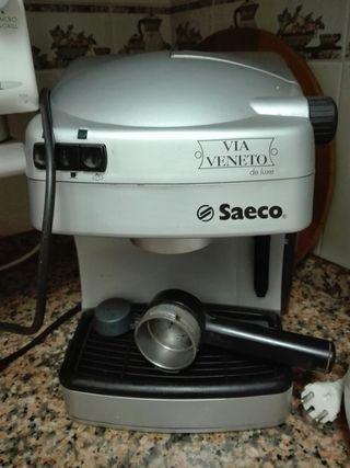 Cafetera Expresso Saeco VIA VENETO de luxe