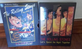 The Rolling Stones - Lets Spend The Night Together DVD