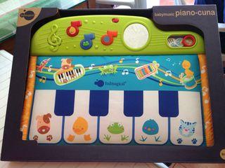 Piano juego imaginarium musica