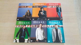 HOUSE (6 temporadas)