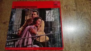 Vinilo banda sonora WEST SIDE STORY