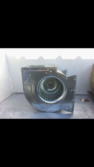 Extractor cocina industrial campana turbina