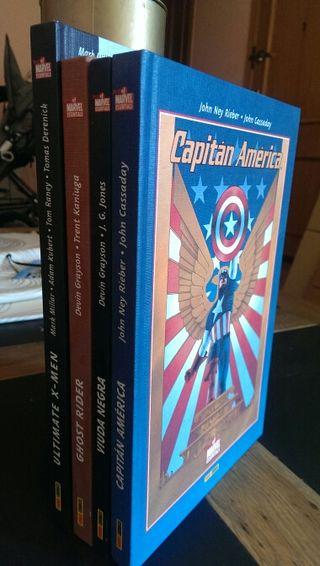 Best of Marvel Essentials
