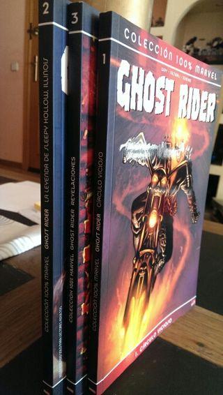 Coleccion 100% Marvel - Ghost Rider
