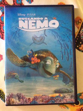 Buscando A NEMO DVD
