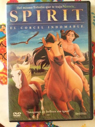 SPIRIP El Corcel Indomable DVD