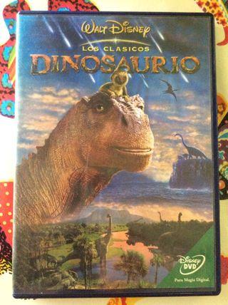 DINOSAURIO Disney Dvd