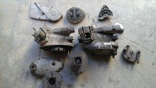 Motores de ossa 125