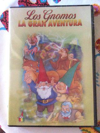 Los GNOMOS La Gran Aventura Dvd