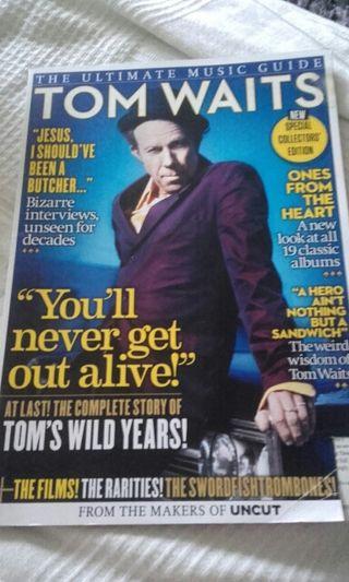 Tom Waits - Revista Uncut: Ultimate Music Guide