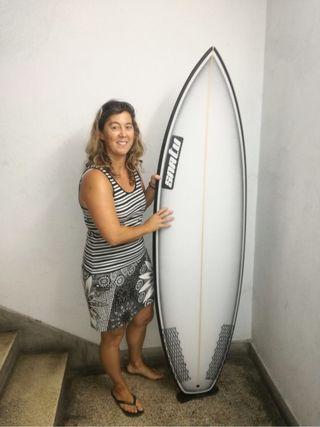 Tabla de surf Dumper