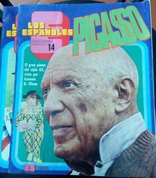 Revista los españoles años 70