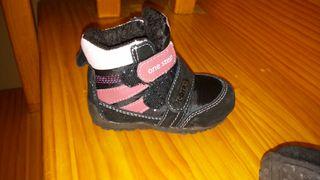 Botas de bebé