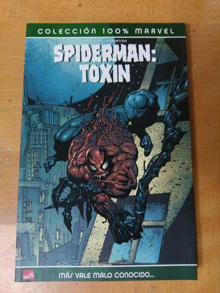 Coleccion 100% Marvel - Spiderman