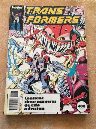 Comics Transformers 1989
