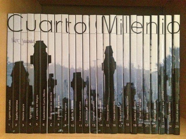 Colección Cuarto Milenio T2 de segunda mano por 70 € en Olivares ...