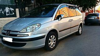 Peugeot 807 2.0 hdi 8 plazas