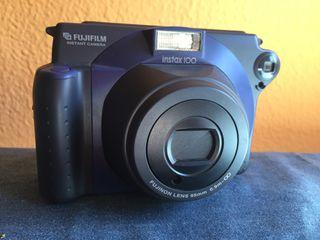 Cámara instax 100 de Fujifilm