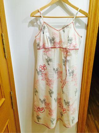 Vestido de Tirantes