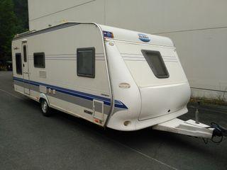 Caravana Hobby Kmfe 560 exclusive