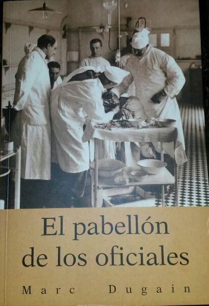 """Libro """"El pabellón de los oficiales"""" de segunda mano por"""