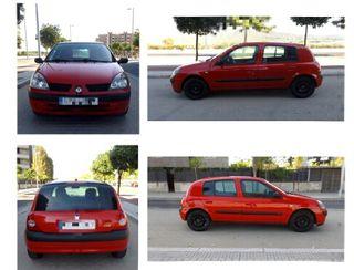 Renault Clio Rojo 2003