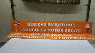 Rotulos low cost