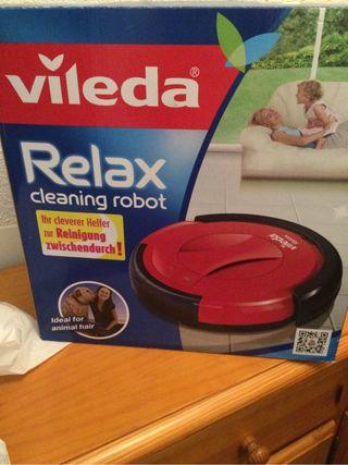 Robot cleaning vileda