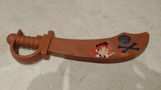Espada de Jake el pirata