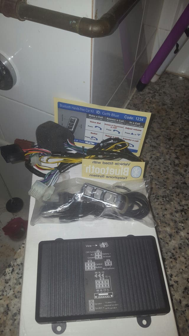 Bluetooth manos libres