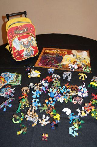 Pack figuras GORMITI