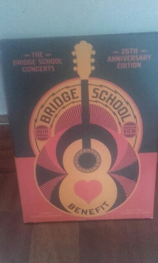 Neil Young - Bridge School Concerts 25th An. 3DVD