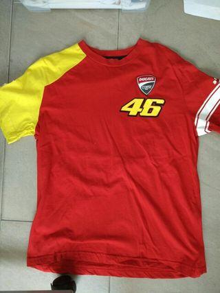 Camiseta valentino rossi ducati talla S