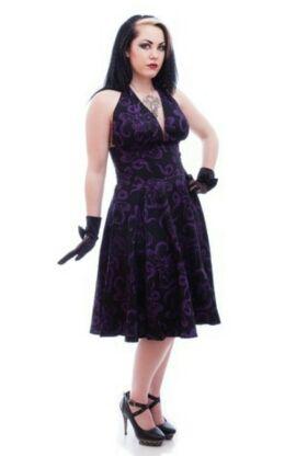 Vestido Necessary Evil talla S