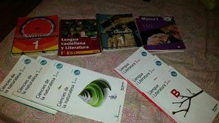 Libros de 1 de la ESO