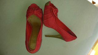 Zapatos Blanco talla 38