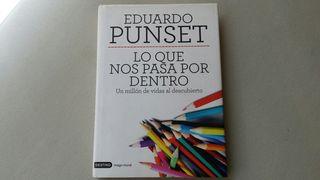 Libro de Eduard Punset: Lo que nos pasa por dentro