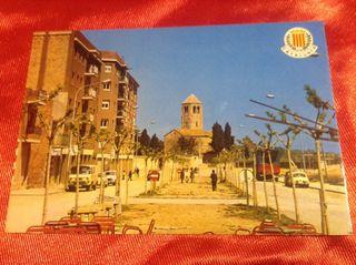 Postal Sabadell Antigua