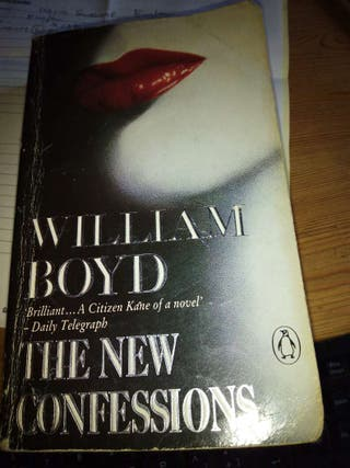 English novel the new confessions