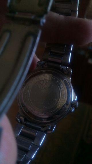 Reloj calipso para hombre