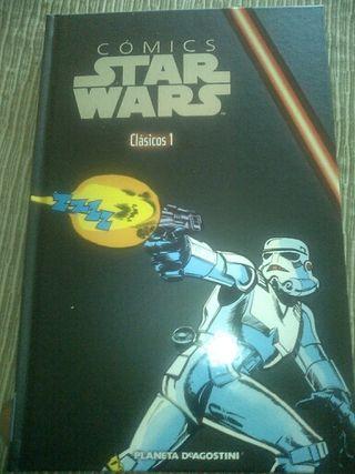 Cómic Star Wars clásicos 1