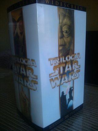 Trilogía original Star Wars