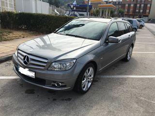 Mercedes Clase C 220 CDI Estate Familiar